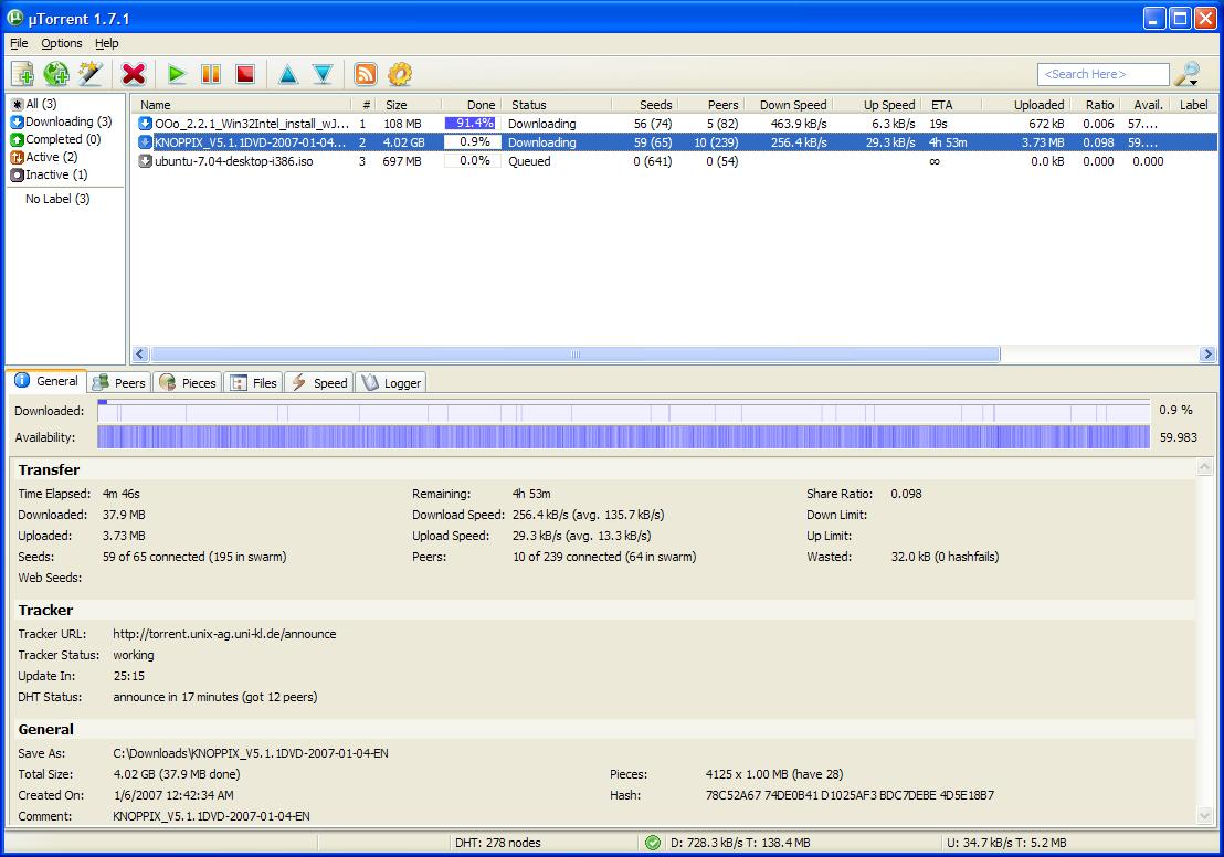 ΜTorrent 2.0 Build 16850 Beta скачать бесплатно.